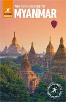 Rough Guide Myanmar reisgids