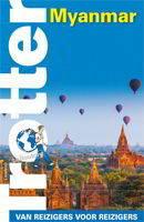 Trotter Myanmar reisgids